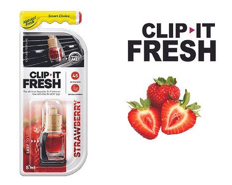 Clip It Fresh Strawberry 5 ml