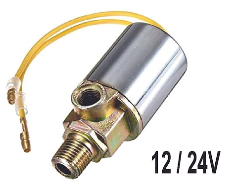 Selenoid Valve Replacement for Air Horn