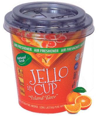 Jello In Cup Island Taste 130g