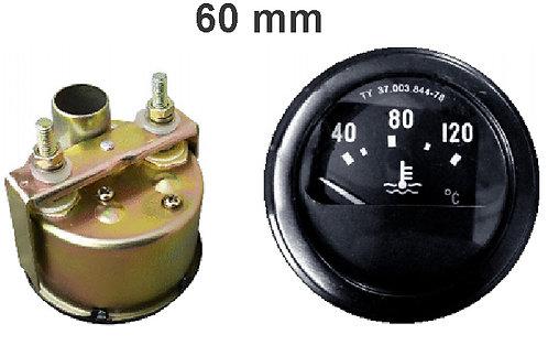 Electronic Temperature Gauge 60Mm