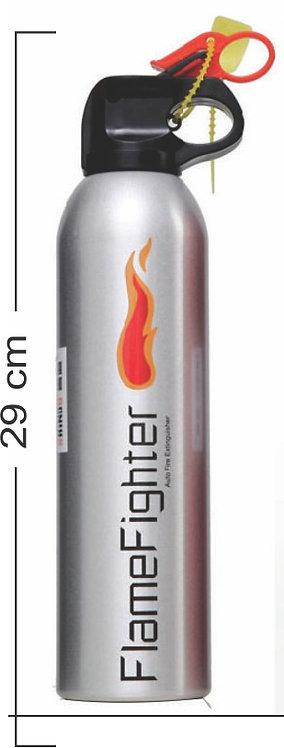 Tuning Fire Extinguisher  Chrome