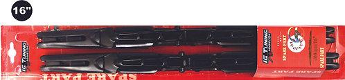 Wiper Arista Black 16 inch