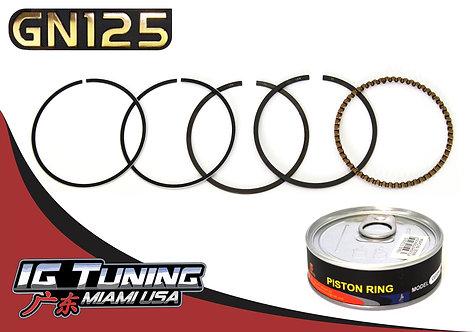 GN125 Engine Piston Rings Kit