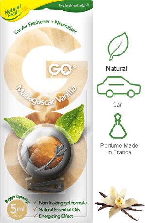 GO Gel Madagascar Vanilla 5ml