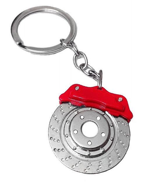 Brake disc Key chain