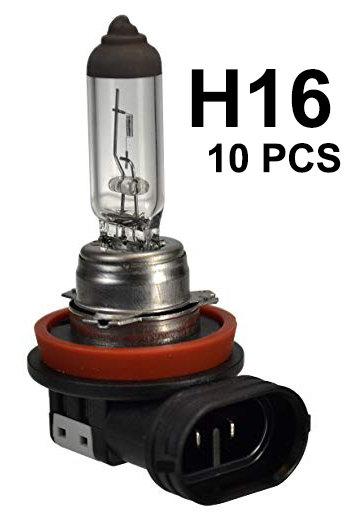 Bulb H16 100W 10 pcs