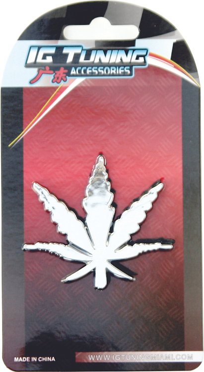 Emblem Leaf 009