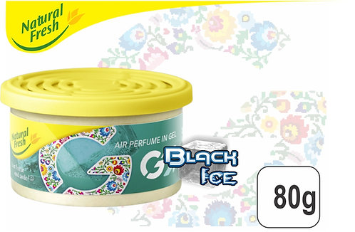 G- Air Gel Arctic Black 80G