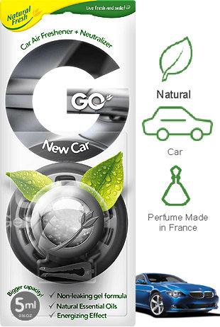 GO Gel New Car 5ml