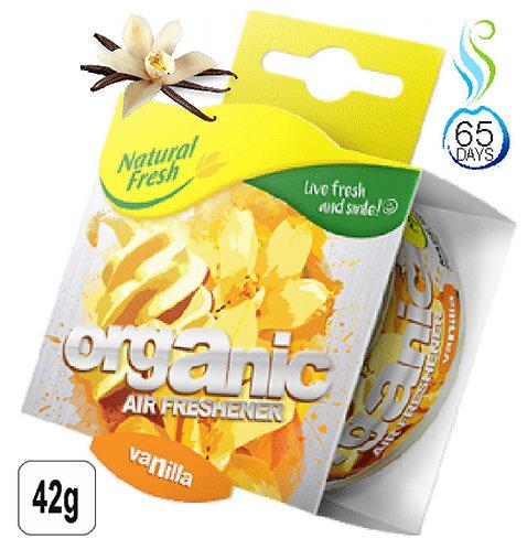 Organic Can Wrap Vanilla 42g