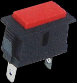 Square Button 13X20Mm