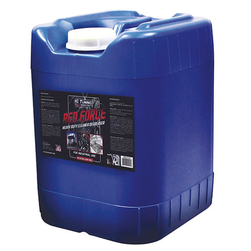 Degreaser Heavy Duty Red Force 5 Gallon