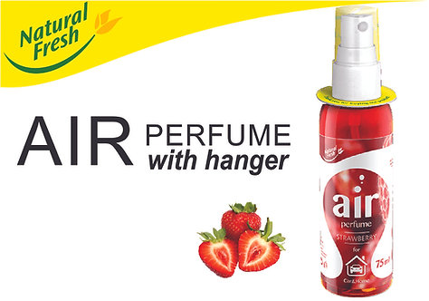 Air Perfume Blister Strawberry 75Ml