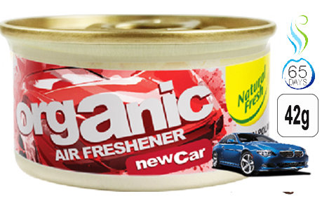 Organic Can Pure New Car 42g