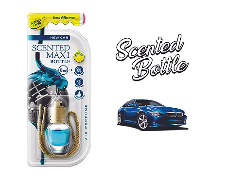 Scented Maxi Bottle New Car 8ml