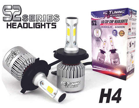HeadLight LED S2 H4