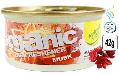 Organic Can Pure Musk 42g