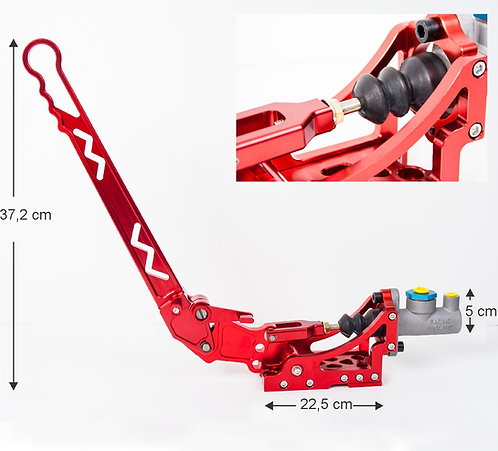 Aluminium Universal Hydraulic Handbrake R