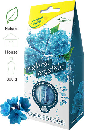 Natural Crystals-Elegant Musk 300g
