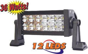 Led Light Bar 12 Led