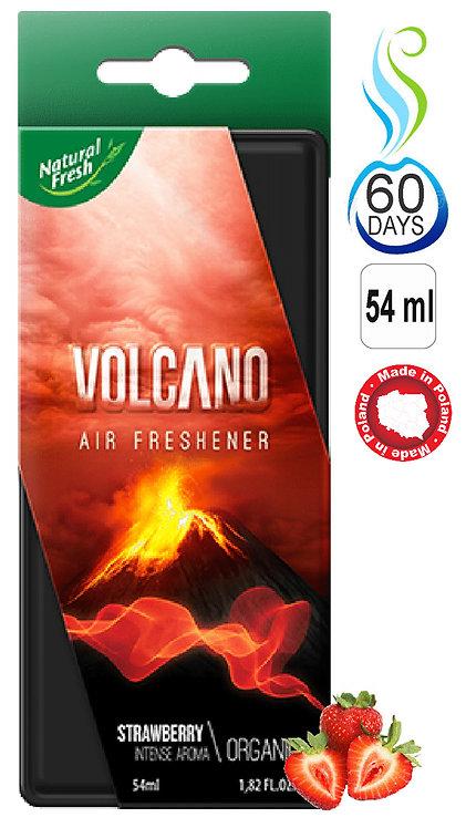 Volcano Organic 54ml Strawberry