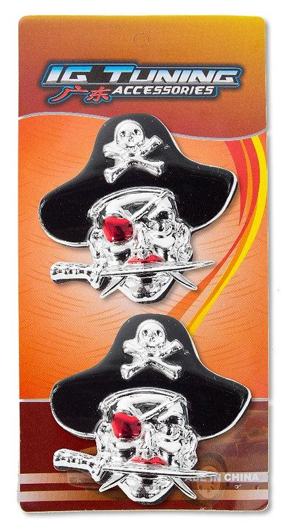 Emblem Pirates Knife 2 pcs