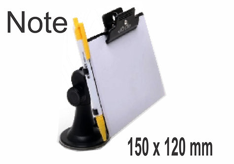 Large Writing Pad W/ Suction Cup