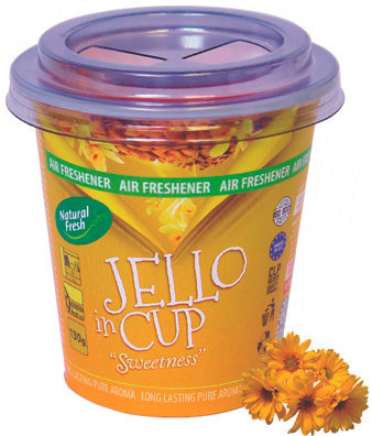 Jello In Cup Sweetness 130g
