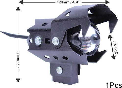 U9 CREE LED Wolwerine Black 1 pcs