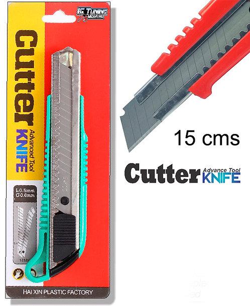 Cutter 15 cms