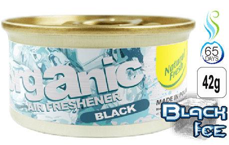 Organic Can Pure Black 42g