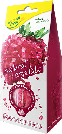 Natural Crystals-Juicy Fruits 300g
