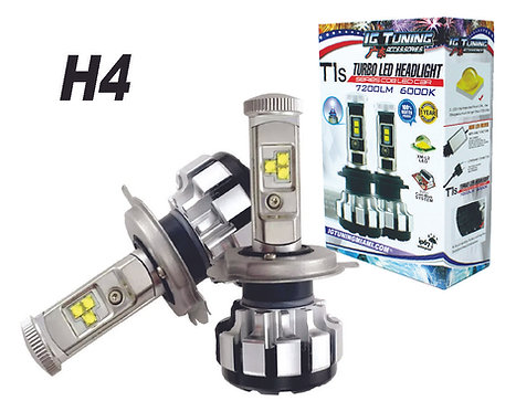 Headlight LED T1S H4