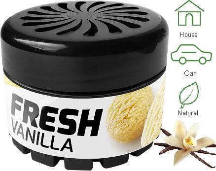 Fresh Organic Vanilla 42g