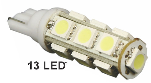 Capless 13 Led Clear Tower Bulb.