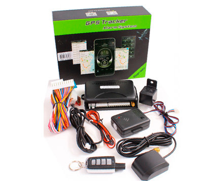 GPS Tracker and alarm System NTG04