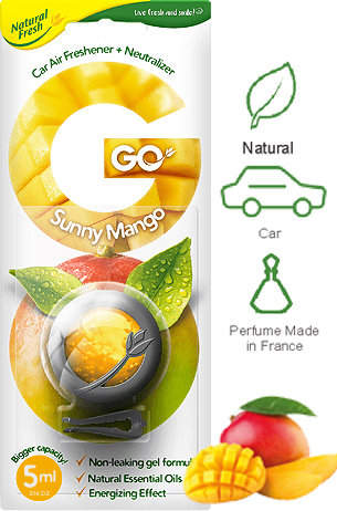 GO Gel Sunny Mango 5ml
