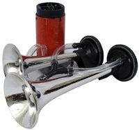 2 Trompet  Horn W/Compres.