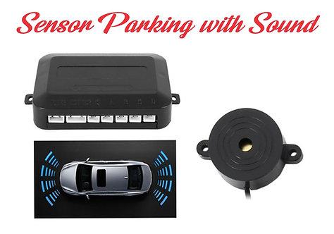 Sensor Parking speaker horn