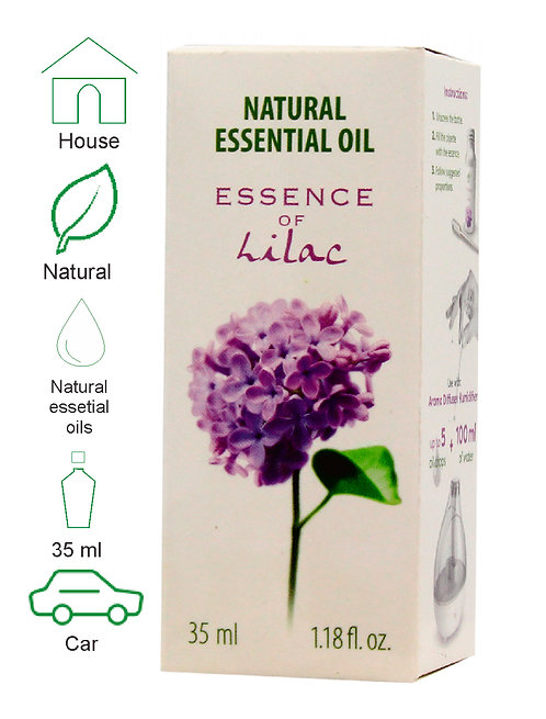 Essence Natural Oil Lilac 35 ml