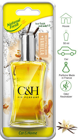 Car & Home Vanilla 50ml