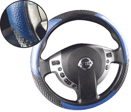 Economic Steering Wheel Cover Blue