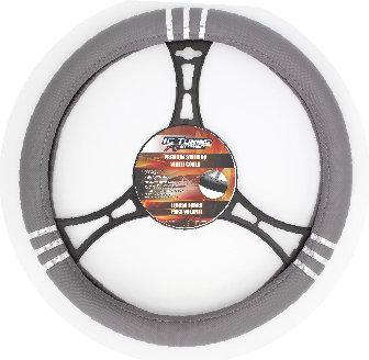 Steering Wheel 9 Rings Gray