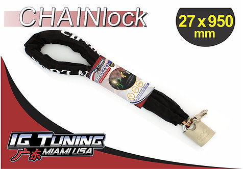Motorcycle Chain Lock with cover 8mm