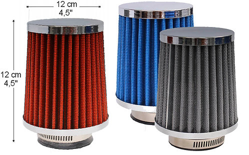 Cone Filter Motorcycle 12x5