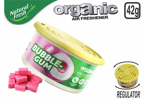 Organic Can Pure With Lid Bubble Gum 42 G
