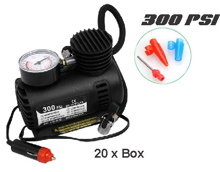 Air Compresor 300 Psi Pl.