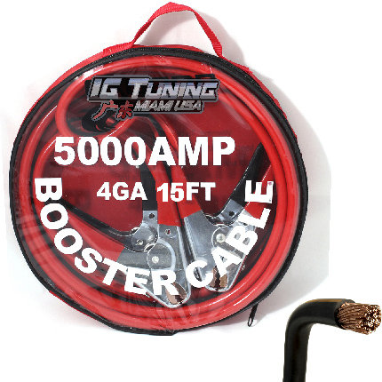 5000 Amp Jumpper Wire Heavy Duty