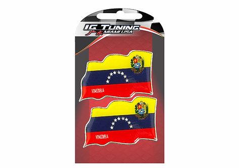 Venezuela Flag Emblem