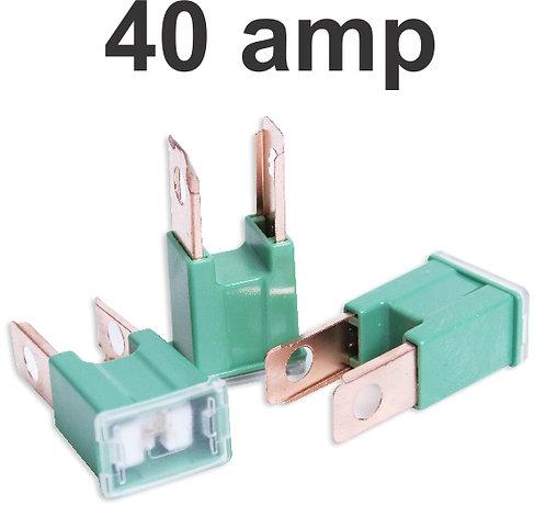 PAL Fuse 40 Amp Male 20 pcs